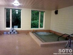 高齢者センター浴室
