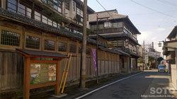 日奈久温泉(金波楼)