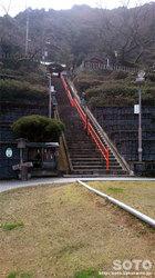 日奈久温泉(温泉神社 桟敷)