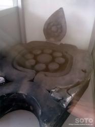 山鹿(さくら湯 資料展示室)