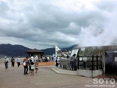 長崎県小浜(足湯1)