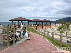長崎県小浜(足湯2)