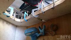 バンクの雨漏り修理(2)