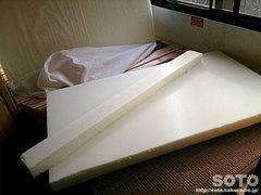 ベッドマット交換(3)