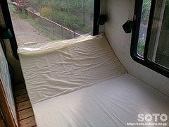 ベッドマット交換(4)