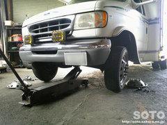 タイヤ交換(1)