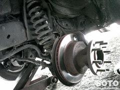 タイヤ交換(2)
