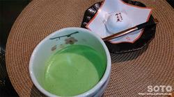 お菓子の香梅 抹茶セット