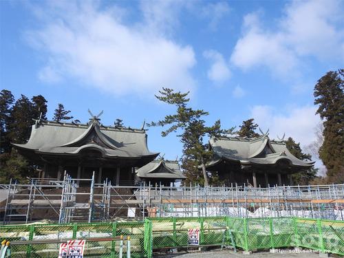 阿蘇神社(2020-1)