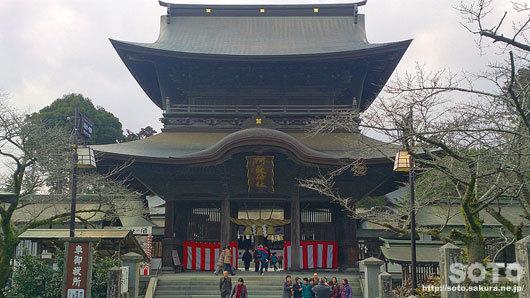 阿蘇神社(2016/01/16)