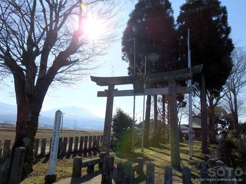 霜神社(1)