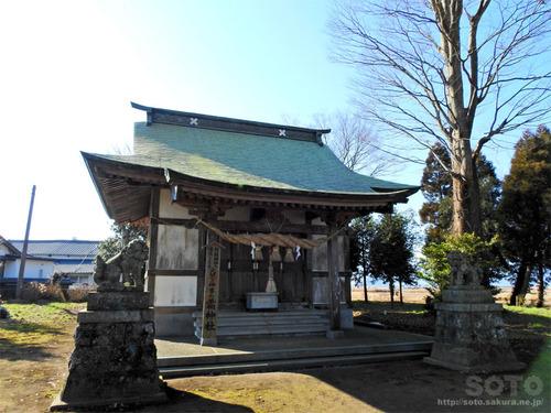 霜神社(4)
