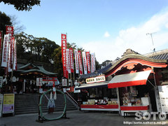 熊本城稲荷神社(2)