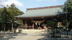 菊池神社(2017/03/01)