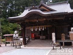 義経神社(二風谷)