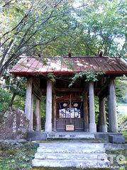 大雪山層雲峡神社
