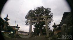 津江神社(2)