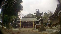 津江神社(6)