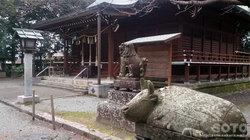 津江神社(7)