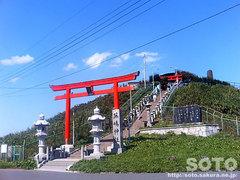 蕪島神社(1)