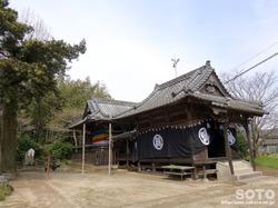 砂田若宮神社