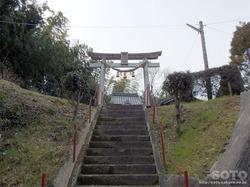 松島稲荷神社(1)