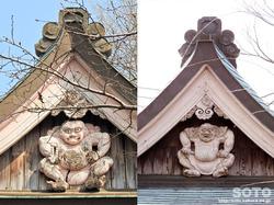 西寺八幡宮(2)