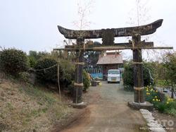 神尾城趾(1)