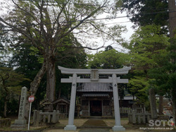 酒垂神社(1)