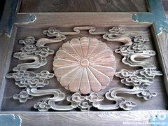 香椎宮(彫刻)