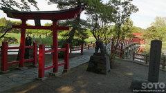 猿賀公園(胸肩神社1)