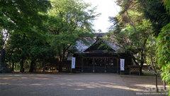 猿賀公園(猿賀神社1)