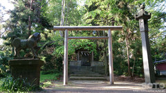 猿賀公園(猿賀神社2)