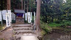岩木山神社(白雲大龍神1)