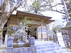 金峰山神社(2)