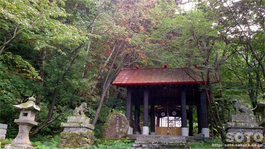 層雲峡神社