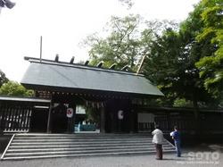 千歳神社(総門)