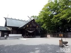 千歳神社(本殿)