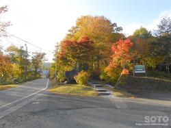 空気神社(入り口)
