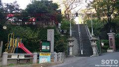 市谷亀岡八幡宮(1)