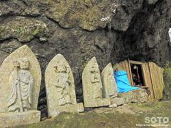岩屋神社(十三仏と奥の院)