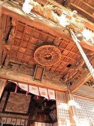 恵蘇八幡宮(2)