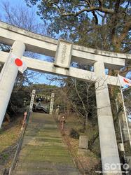 恵蘇八幡宮(3)