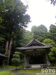 はにふ神社(1)