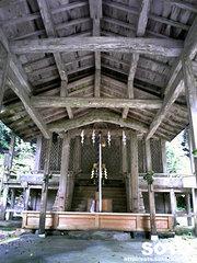 はにふ神社(2)