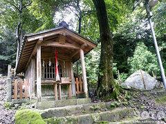 白鬚神社(岩戸社)
