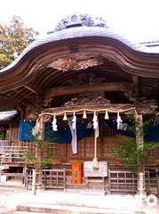 大川上美良布神社(2)