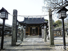 素盞嗚(すさのお)神社