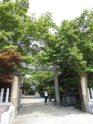 本渡諏訪神社(1)