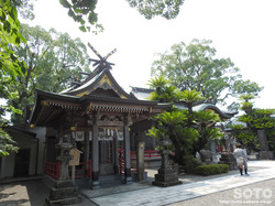 本渡諏訪神社(3)